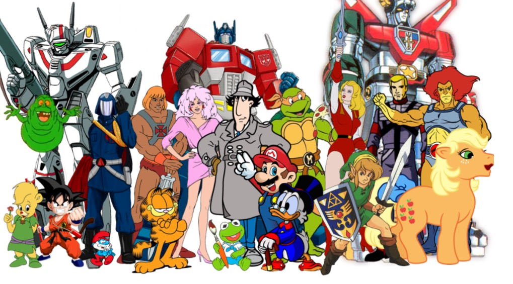 Cartoon Characters Of The 80s : Can you answer this test about cartoons from the s and